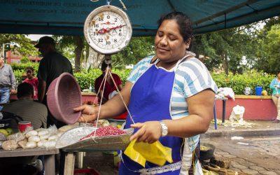 El Mercado Campesino: Una ruta para la comercialización justa.